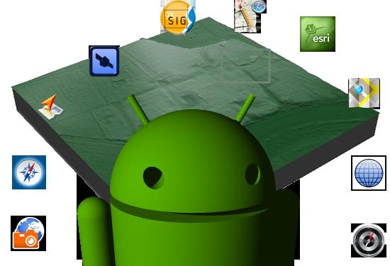 Aplicaciones SIG para Android